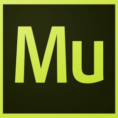 Adobe Muse CC подписка на 12 месяцев