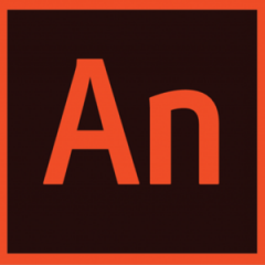 Adobe  Animate CC/ Flash Professional CC подписка на 12 месяцев