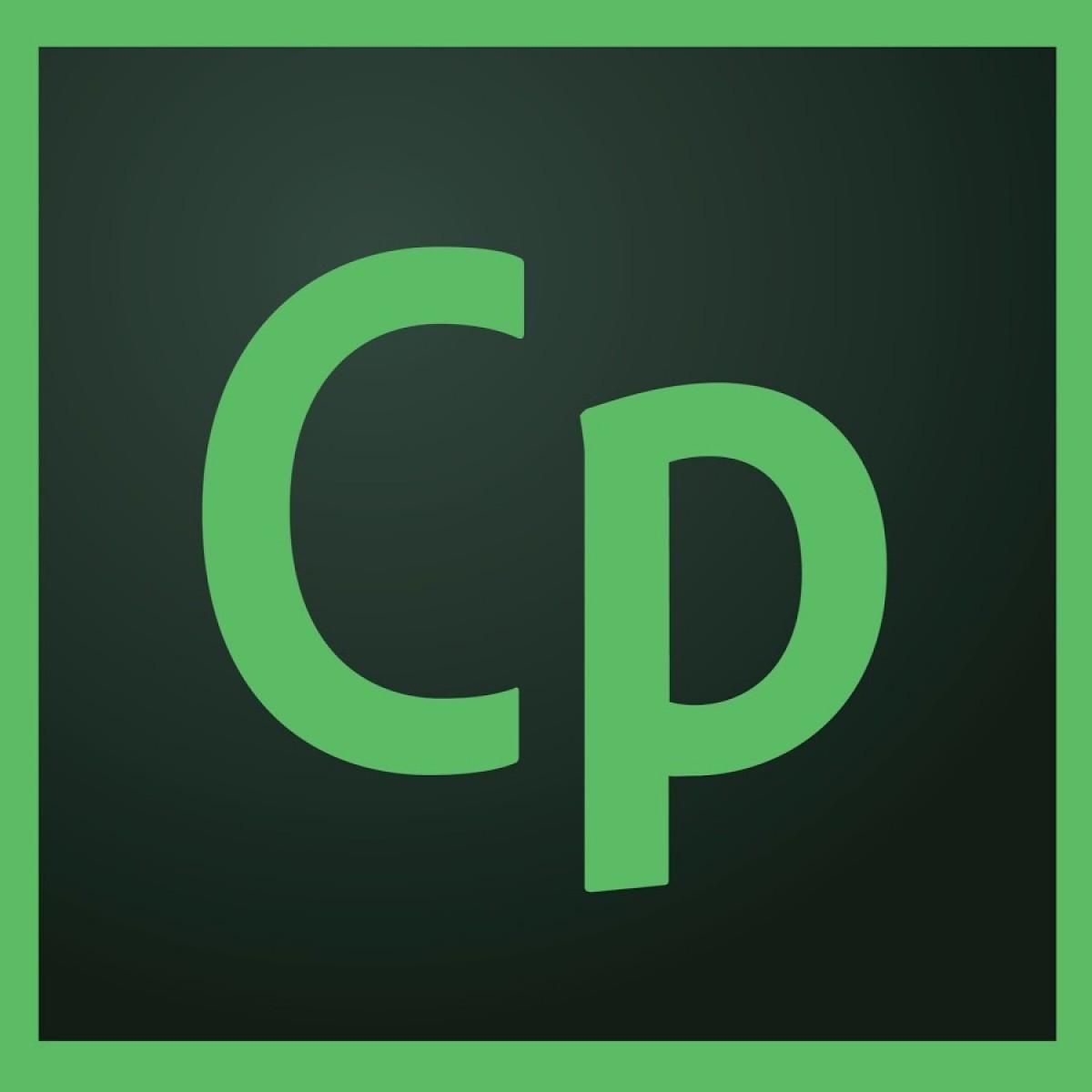 Adobe Captivate постоянная лицензия