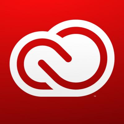 Adobe Creative Cloud все приложения подписка на 12 месяцев