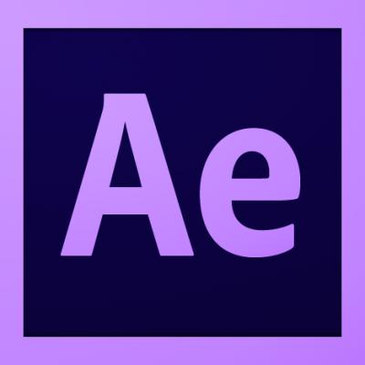 Adobe After Effects CC подписка на 12 месяцев для образования