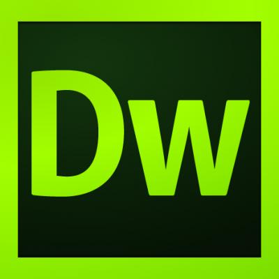 Adobe Dreamweaver CC подписка на 12 месяцев для образования