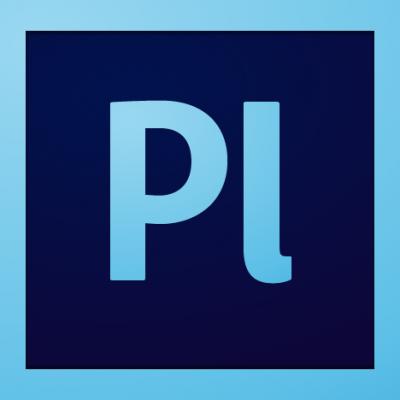 Adobe Prelude CC подписка на 12 месяцев